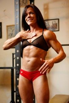Female Muscle Cougars tube