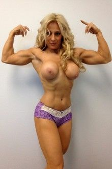 Female Muscle Cougars videos